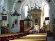 Kościoły, kaplice, zabytki