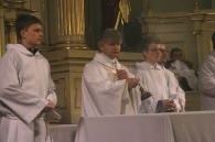 Intronizacja relikwii ?w. Faustyny 1
