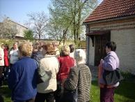 Pielgrzymka nauczycieli do Niepokalanowa i Lichenia 27.04.2008 r 17