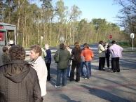 Pielgrzymka nauczycieli do Niepokalanowa i Lichenia 27.04.2008 r 1