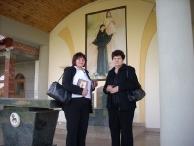 Pielgrzymka nauczycieli do Niepokalanowa i Lichenia 27.04.2008 r 31